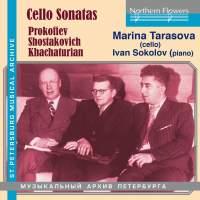 Prokofiev, Shostakovich & Khacaturian: Cello Sonatas