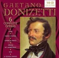 Donizetti: 6 Complete Operas