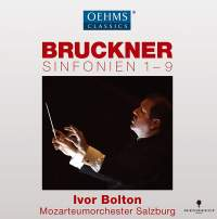 Bruckner: Symphonies 1-9 (complete)