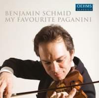 Benjamin Schmid - My Favourite Paganini