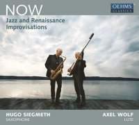 NOW: Jazz and Renaissance Improvisations