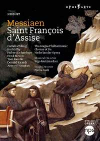Messiaen: Saint François d'Assise