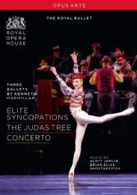 Kenneth Macmillan Three Ballets