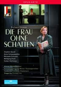 Strauss, R: Die Frau ohne Schatten - DVD