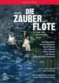 Mozart: Die Zauberflöte, K620