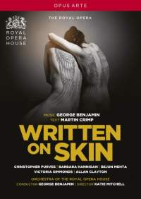 Benjamin, G: Written on Skin