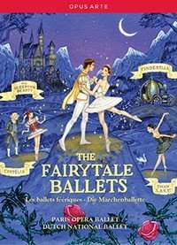 The Fairytale Ballets (DVD Video)