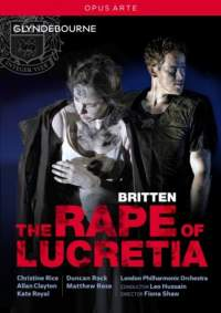 Britten: The Rape of Lucretia (DVD)
