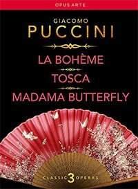 Puccini Operas Box