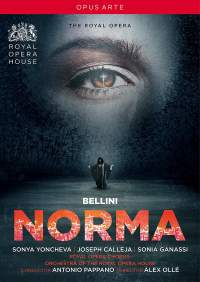 Bellini: Norma (DVD)