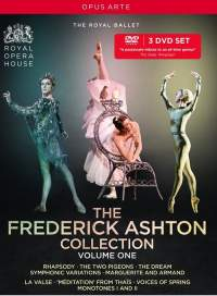 The Frederick Ashton Collection, Volume 1