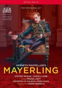 Kenneth Macmillan's Mayerling (DVD)