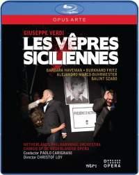 Verdi: Les vêpres siciliennes