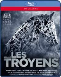 Berlioz: Les Troyens (Blu-ray)
