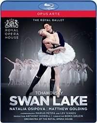Tchaikovsky: Swan Lake (Blu-ray)