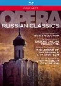 Russian Opera Classics Box Set