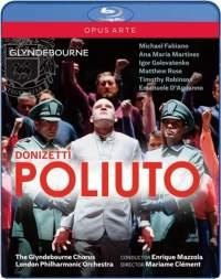Donizetti: Poliuto (Blu-ray)