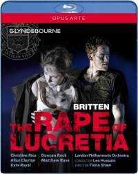 Britten: The Rape of Lucretia (Blu-ray)