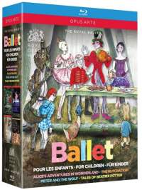 Ballet for Children (Blu-ray)