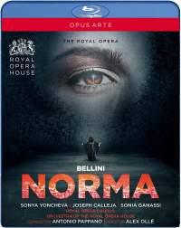Bellini: Norma (Blu-ray)