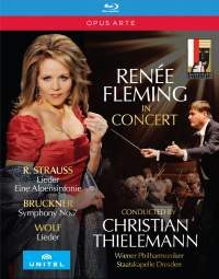 Renee Fleming and Christian Thielemann in Concert