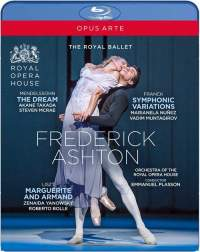 Frederick Ashton: The Dream&#x3B; Symphonic Variations&#x3B; Marguerite and Armand