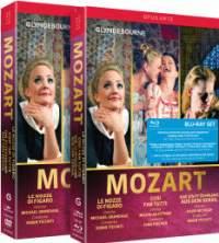 Mozart: Cosi fan tutte, Die Entfuhrung aus dem Serail & Le nozze di Figaro