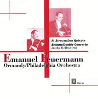 Eugene Ormandy conducts Brahms & Strauss