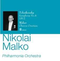 Nikolai Malko conducts Tchaikovsky & Weber
