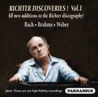Sviatoslav Richter: Discoveries Vol. 1