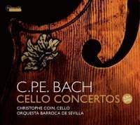 CPE. Bach: Cello Concertos