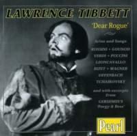 Lawrence Tibbett - 'Dear Rogue'