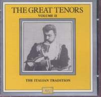 The Great Tenors Vol. II