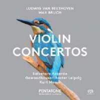 Beethoven & Bruch: Violin Concertos