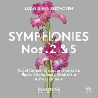 Beethoven: Symphonies Nos. 2 & 5