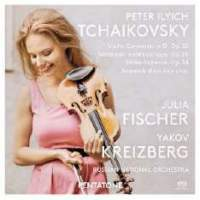 Julia Fischer plays Tchaikovsky