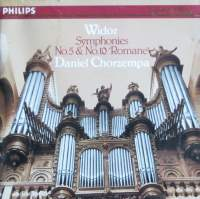 Widor: Symphonies Nos. 5 & 10