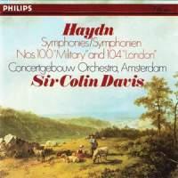 Haydn: Symphonies Nos. 100 & 104