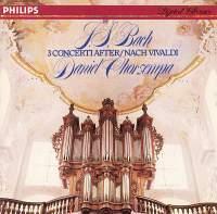 Bach: Three Concertos after Vivaldi