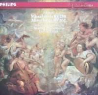 Mozart: Missa brevis K258 & Missa longa K262