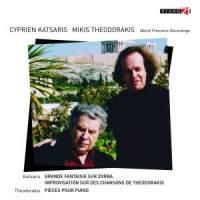 Grande Fantaisie sur Zorba - une Rhapsodie Grecque