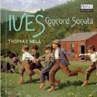 Ives, C: Piano Sonata No. 2, Op. 19 'Concord, Mass., 1840-1860'