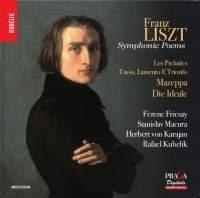 Liszt: Symphonic Poems Vol. 1
