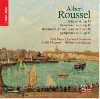 French Music: Albert Roussel