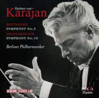 Beethoven: Symphony No. 5 & Shotakovich: Symphony No. 10