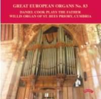 Great European Organs No. 83: St Bees Priory, Cumbria