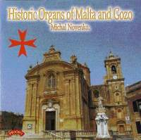 The Historical Organs of Malta and Gozo