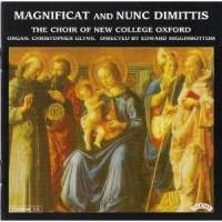 Magnificat & Nunc Dimittis Vol. 15