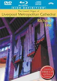 The Grand Organ of Liverpool Metropolitan Cathedral