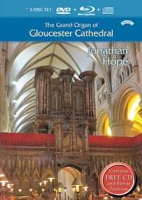 The Grand Organ of Gloucester Cathedral